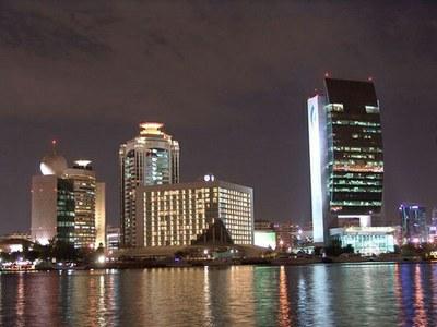 Guayaquil   Skyline